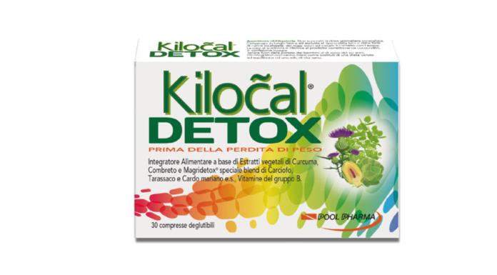 Kilocal Detox: integratore alimentare depurativo a base di Estratti Vegetali, Acido Ialuronico e Vitamine del gruppo B, funziona davvero? Recensioni, opinioni e prezzo