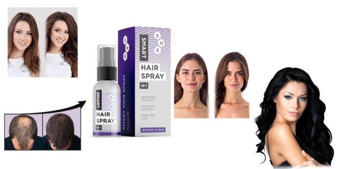 Smart Hair Spray: lozione anticaduta e ricrescita Capelli e Barba per Uomo e Donna, funziona davvero? Recensioni, opinioni e dove comprarlo