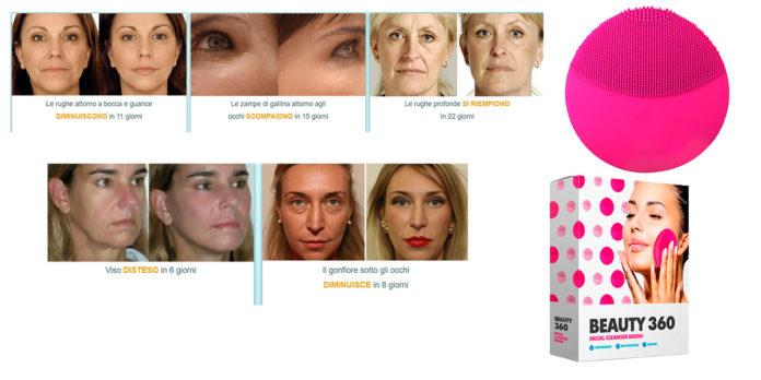 Beauty 360: Massaggiatore Viso Antirughe, aiuta a ringiovanire la pelle del viso? Recensioni, opinioni e dove comprarlo