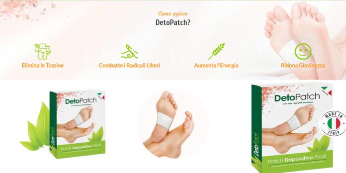 DetoPatch: Cerotti Depurativi Detox per Piedi al sale dell'Himalaya, funzionano davvero? Recensioni, opinioni e dove comprarlo