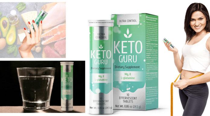 Keto Guro: integratore dimagrante in compresse effervescenti da abbinare alla Dieta Keto, funziona davvero? Recensioni, opinioni e dove comprarlo