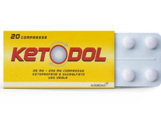 Ketodol® Compresse: aiuta ad alleviare mal di testa, mal di denti, dolori ai nervi e dolori ossei, articolazioni, muscoli e mestruali? Recensioni, opinioni e prezzo