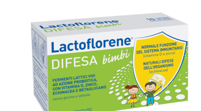 Lactoflorene® Difesa Bimbi: Fermenti lattici vivi ad azione probiotica con Vitamina D, funziona davvero? Recensioni, opinioni e prezzo
