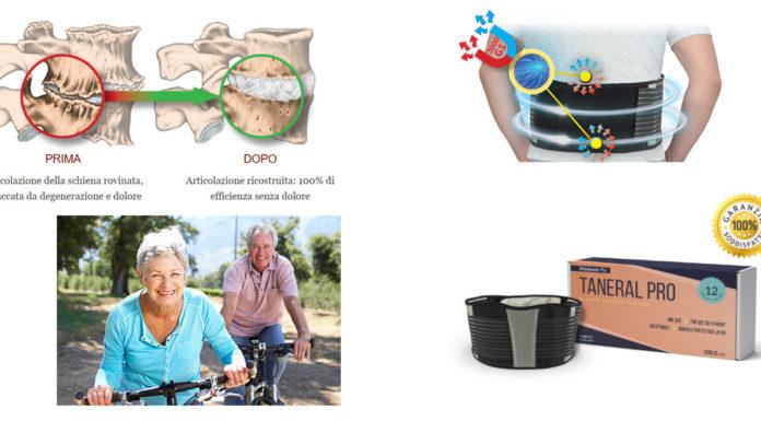 TANERAL PRO: Cintura Tutore Biomagnetica per supporto e stabilizzazione del tratto lombare della colonna vertebrale, funziona davvero? Recensioni, opinioni e dove comprarla