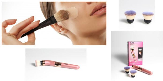 Make Up Brush®: Pennello con Rotazione Automatica per Fondotinta liquido e in polvere, funziona davvero? Recensioni, opinioni e dove comprarlo