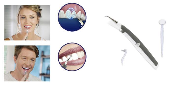 Denta Pulse: sistema a Ultrasuoni per Pulizia Denti a Casa, funziona davvero? Recensioni, opinioni e dove comprarlo