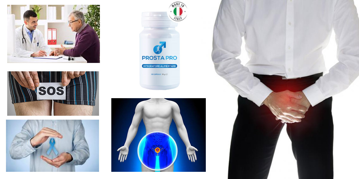 un uomo e le sue recensioni sulla prostata