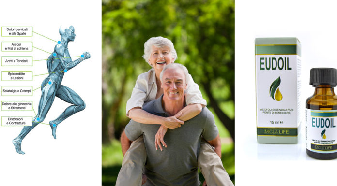 Eudoil: Olio per alleviare i dolori articolari e muscolari, funziona davvero? Recensioni, opinioni e dove comprarlo