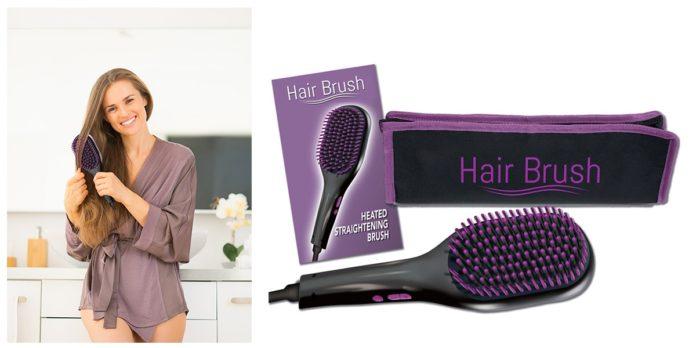 Hair Brush: Spazzola per asciugare e lisciare i capelli, funziona davvero? Recensioni, opinioni e dove comprarla