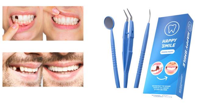 Happy Smile: protesi a granuli per formare protesi dentali temporanee, funziona davvero? Recensioni, opinioni e dove comprarla