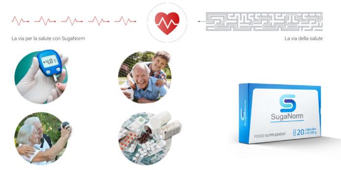 SugaNorm: integratore naturale in Capsule Blocca Zuccheri, funziona davvero? Recensioni, opinioni e dove comprarlo