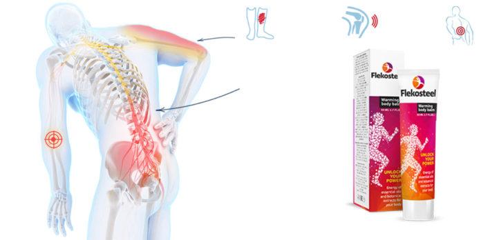 Flekosteel: crema lenitiva per dolori articolari e muscolari, funziona davvero? Recensioni, opinioni e dove comprarlo