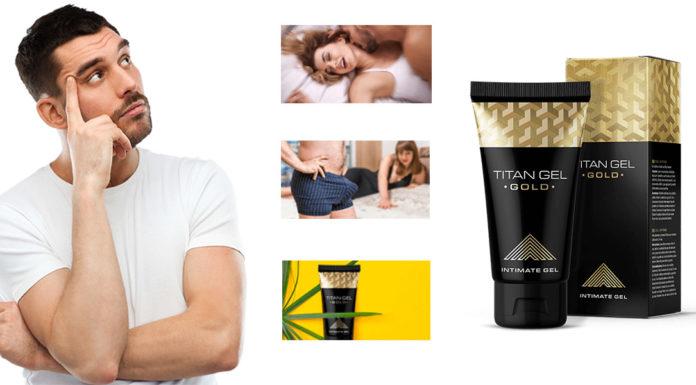 Titan Gel Gold: per Ingrandimento e Allungamento del Pene, funziona davvero? Recensioni, Opinioni e dove comprarlo