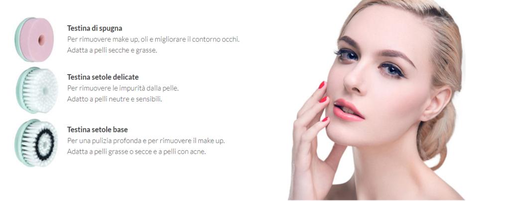 Skin Relax: Spazzola per Pulizia della pelle del Viso e Corpo con azione Esfoliante, funziona davvero? Recensioni, opinioni e dove comprarla
