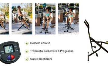 Ab Booster Plus Gymform: attrezzo da palestra multifunzione per il fitness a casa, funziona davvero? Recensioni, opinioni e dove comprarlo