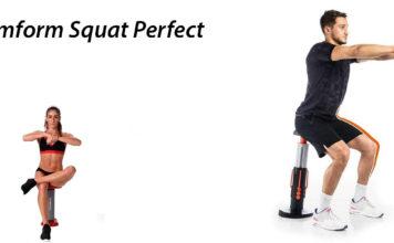 Gymform Squat Perfect: macchina per Squat a seduta per rassodare e tonificare glutei e gambe, funziona davvero? Recensioni, opinioni e dove comprarlo