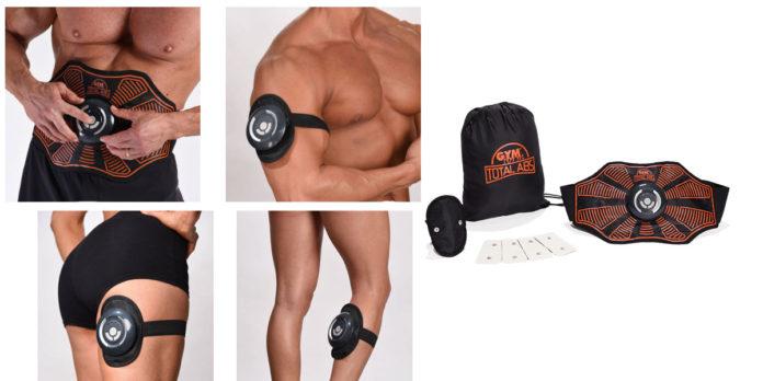 Gym Form Total Abs: Elettrostimolatore a fascia per Addominali, Cosce e Glueti, funziona davvero? Recensioni, opinioni e dove comprarlo