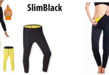SlimBlack: Pantaloni Dimagranti con effetto Sauna Snellente per Gamba e Addome, funziona davvero? Recensioni, opinioni e dove comprarlo