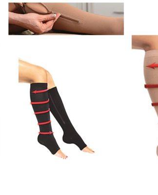 Calze Comfort: calze a Compressione con Cerniera per Circolazione Riposante, funzionano davvero? Recensioni, opinioni e dove comprarlo