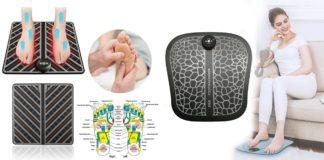 Foot Energy: Massaggiatore per i piedi EMS elettrostimolatore, funziona davvero? Recensioni, opinioni e dove comprarlo