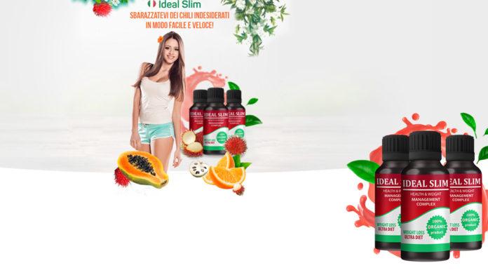 Ideal Slim: integratore dimagrante in Gocce a base di ingredienti naturali, funziona davvero? Recensioni, opinioni e dove comprarlo