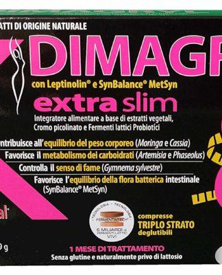 K-Dimagryl 8 Extra Slim by Kilocal: integratore dimagrante a base di estratti vegetali, funziona davvero? Recensioni, opinioni e prezzo