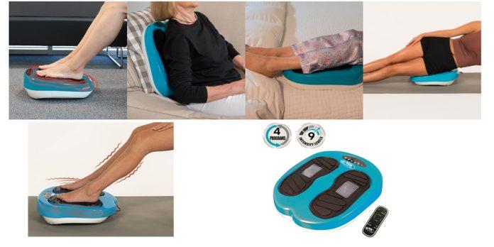 Leg Action Gym Form: massaggiatore elettrico per circolazione di piedi e gambe, funziona davvero? Recensioni, opinioni e dove comprarlo