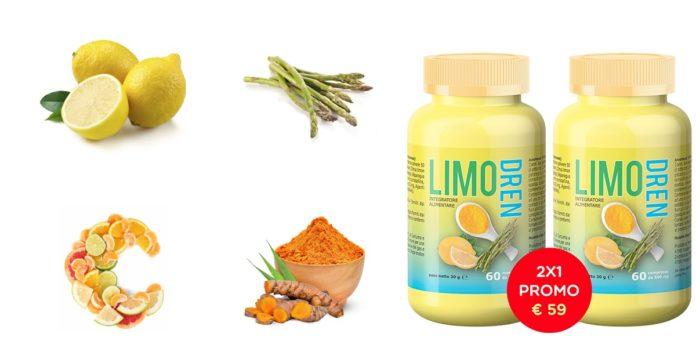 LimoDren: integratore dimagrante a base di limone, funziona davvero? Recensioni, opinioni e dove comprarlo