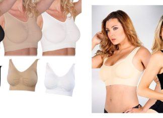 Perfect Bra: reggiseno senza cuciture, a taglio vivo e modellante, aiuta a sostenere e modellare il seno, funziona davvero? Recensioni, opinioni e dove comprarlo