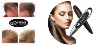 Power Grow Comb Velform: spazzola Laser per Capelli con azione Ricrescita, Anticaduta e Massaggiante, funziona davvero? Recensioni, opinioni e dove comprarla