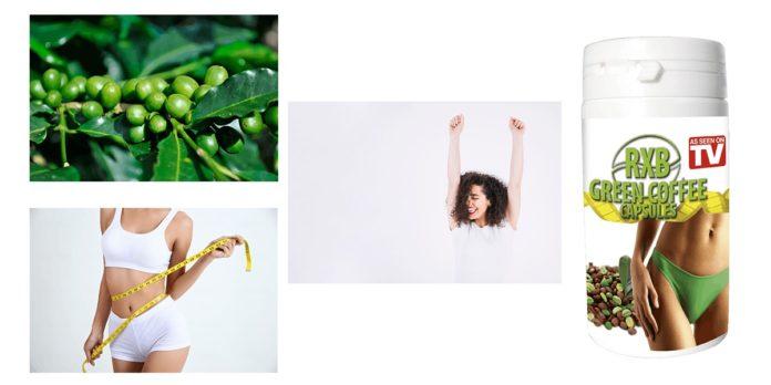 RXB Green Coffee: Integratore dimagrante al Caffè Verde in capsule, funziona davvero? Recensioni, opinioni e dove comprarlo
