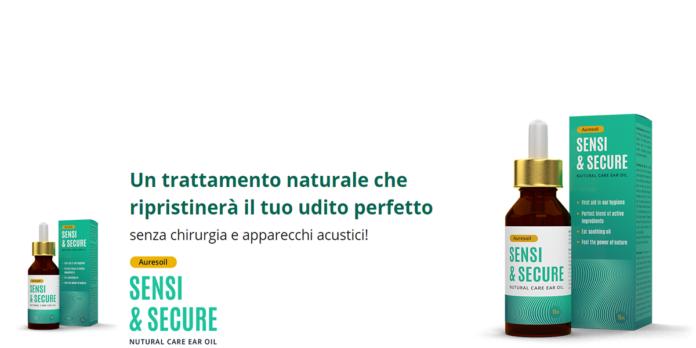 Auresoil Sensi e Secure: gocce di olio naturale per recuperare l'udito, funziona davvero? Recensioni, opinioni e dove comprarlo