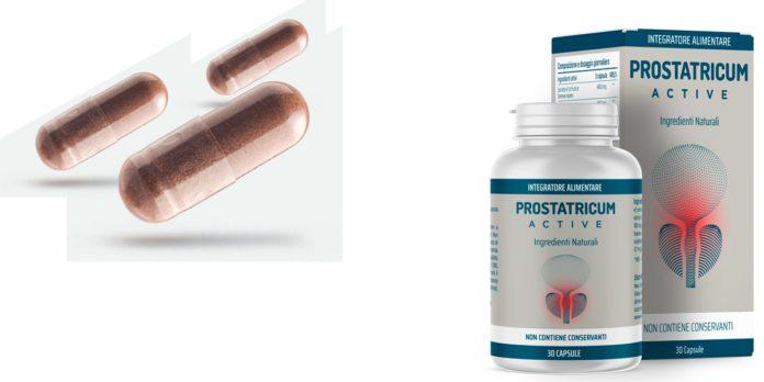Prostatricum Active: capsule per combattere la Prostatite, funzionano davvero? Recensioni, Opinioni e dove comprarlo