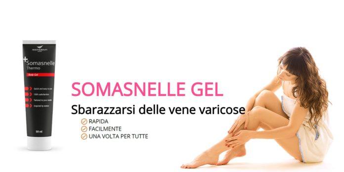 Somasnelle Gel Thermo: Crema gel per combattere le Vene Varicose, funziona davvero? Recensioni, opinioni e dove comprarlo