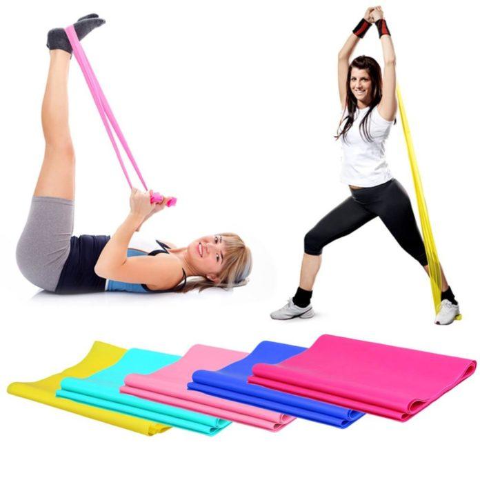 Elastici Fitness: cosa sono, a cosa servono, come utilizzarli, benefici e controindicazioni