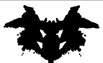 Macchie di Rorschach: cosa sono, test e generalità
