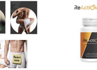 ReAction: Capsule per Ingrandimento e Erezione del Pene, funziona davvero? Recensioni, opinioni e dove comprarlo
