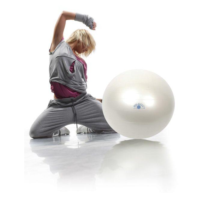 Swiss Ball: che cos'è, come si usa, benefici e propriocezione