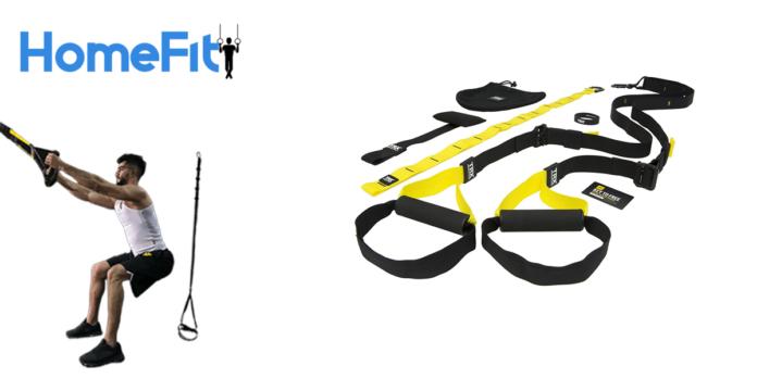 Home Fit X2: Cinghie Resistenti per TRX e allenamento in casa, funziona davvero? Recensioni, opinioni e dove comprarlo