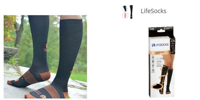 Life Socks: Calze a Compressione in rame antidolore, funzionano davvero? Recensioni, opinioni e dove comprarlo