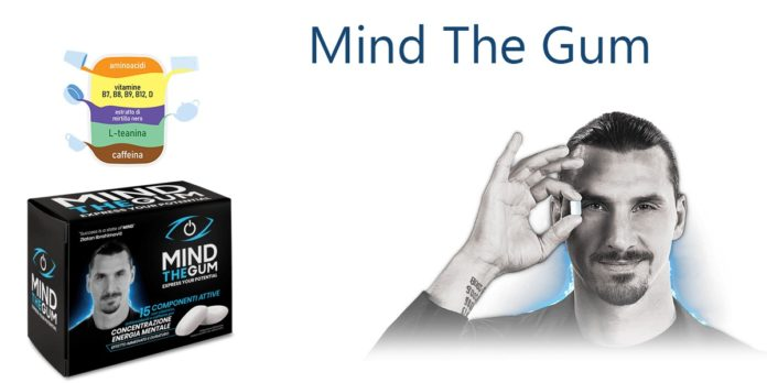 Mind the Gum®: Gomme per Concentrazione ed Energia Mentale, funzionano davvero? Recensioni, opinioni e prezzo