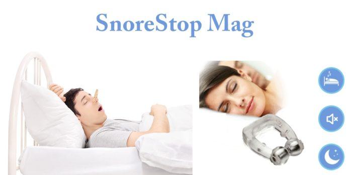 SnoreStop Mag Dilatatore Nasale: dispositivo Antirussamento, funziona davvero? Recensioni, opinioni e dove comprarlo