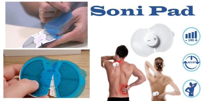 SoniPad: elettrostimolatore per il trattamento del dolore, funziona davvero? Recensioni, opinioni e dove comprarlo