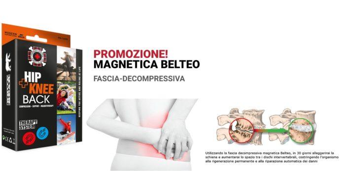 Belteo: fascia decompressiva per alleviare dolori muscolari, funziona davvero? Recensioni, opinioni e dove comprarla