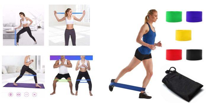 Gymmy Band: set bande elastiche fitness per allenamento a casa, funzionano davvero? Recensioni, opinioni e dove comprarlo