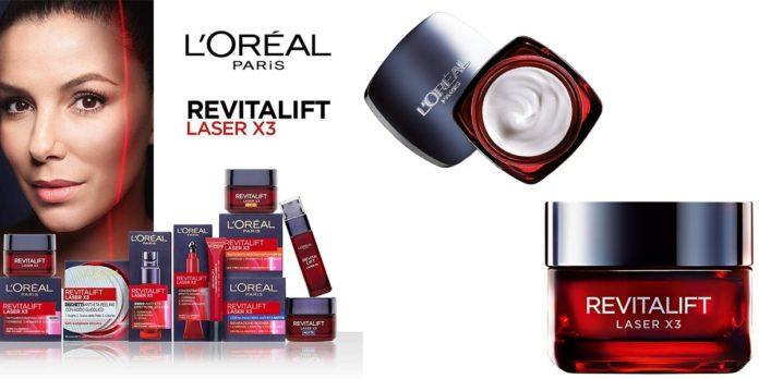 Revitalift Laser X3 L'Oréal Paris: Crema Giorno anti age, funziona davvero? Recensioni, opinioni e prezzo
