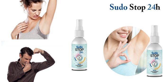 Sudo Stop h24: deodorante spray per sudorazione eccessiva e cattivo odore, funziona davvero? Recensioni, opinioni e dove comprarlo