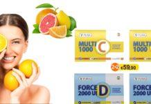 V-Pura Force 2000 UI: integratore di vitamina D + C, funziona davvero? Recensioni, opinioni e dove comprarlo