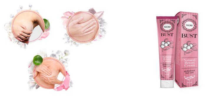Wow Bust: crema voluminizzante seno, funziona davvero? Recensioni, opinioni e dove comprarla