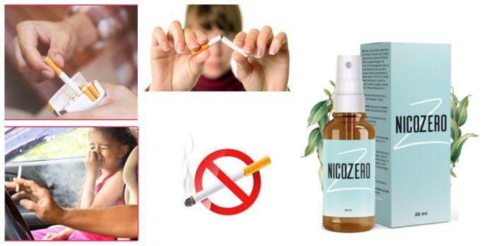 Nicozero: Spray per aiutare a smettere di fumare, funziona davvero? Recensioni, opinioni e dove comprarlo